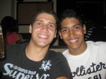 Vitor & his brother
